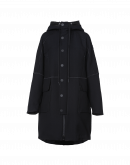 APPROACH: Navy Duffle coat