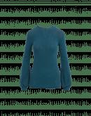 ATTAIN: Maglia girocollo in maglia senza cuciture a fantasia ghirigori