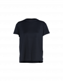 PLAY ON: Marineblaues T-Shirt mit kurzen Ärmeln