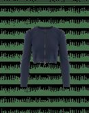 MOTIVATE: Cardigan corto con zip frontale