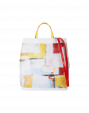 ARTWORK: Tote borsa double face