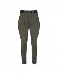 SKIVE: Pantaloni Jodhpur, khaki