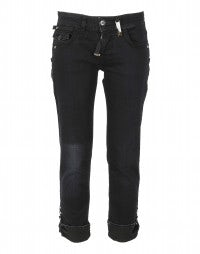 ADRIFT: Shadow-shade stretch 5 pocket jeans