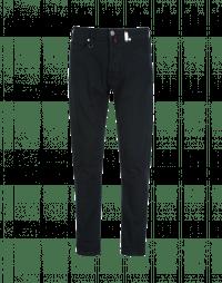 RENEGADE: Jeans 5 tasche color blu-nero