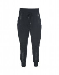 JACOB: Navy zip pocket jogger