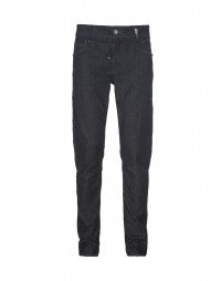 NILS: Raw denim straight cut jeans