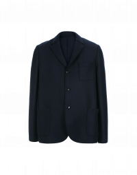 COMMIT: Three button jacket in felted wool