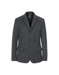 OTTO: Deep charcoal tailored jacket