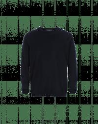 BLITZ: Navy cashmere sweater