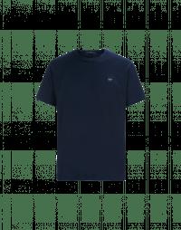PULSE: T-shirt logata blu navy