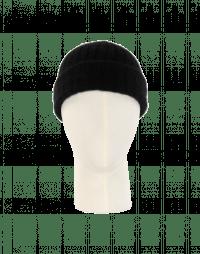 QUEST: Black Fisherman's rib hat