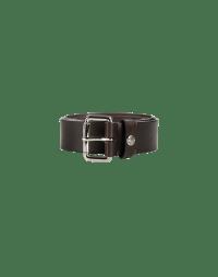 TURNER: Cintura marrone in pelle