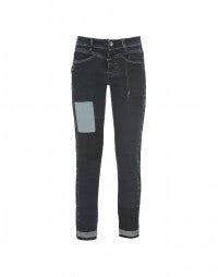 """CALL-ME: Enge Jeans mit """"Tuxedo""""-Optik"""