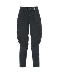 BRAVERY: Contemporary pinstripe cargo pants