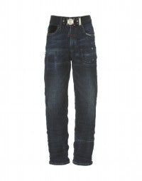 COMPANION: Heritage relaxed fit jeans