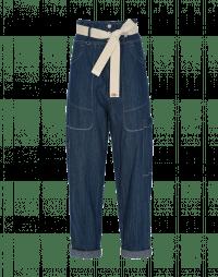 WONDER: Multi-pocket baggy jeans