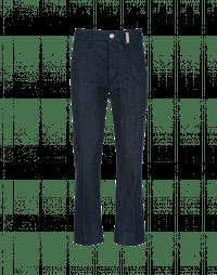 PROVISO: Pantaloni in denim scuro