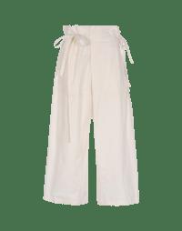 RUMBLE: Pantalone in cotone avvolgente