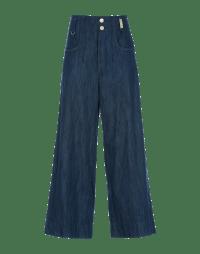 REMARK: Jeans molto ampi a vita alta