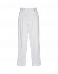 WANDERER: White cavalry pants