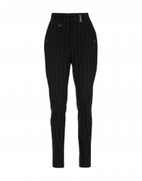 DEMAND: Pantaloni gessati e affusolati