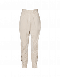 TALLY-HO: High waisted pale beige jodhpur pants