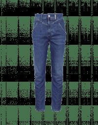 TRICKSTER: Jeans con gamba sagomata