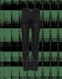 WAYWARD: Jeans aderenti in denim nero
