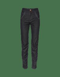 HAVOC: Jeans in denim stretch