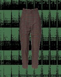 ALTERNATE: Pantaloni scozzesi a vita alta