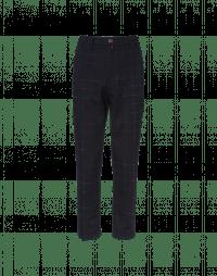 CULT: Pantaloni con motivo check sfumato