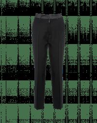 ELEMENTAL: Pantaloni neri in stile