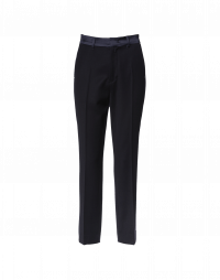 ELEMENTAL: Pantaloni navy in stile