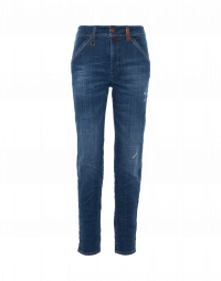 ADMIT: Jeans in denim con effetto