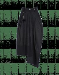 JAUNTY: Asymmetric pants-skirt