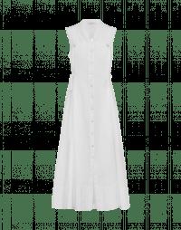 CRUSH ON: Sleeveless salopette-style dress