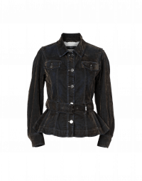 DEPEND ON: Belted and flocked