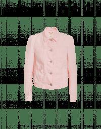 PARITY: Giacca corta rosa chiaro
