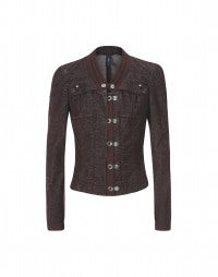 TIP-OFF: Mulberry ultra fine, fitted corduroy jacket
