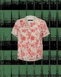 CHEERIO: Camicia a maniche corte con motivo floreale