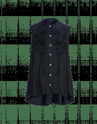 IDYLLIC: Camicia lunga smanicata