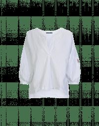 WAKE UP: Camicia ampia con effetto sgualcito