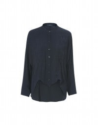 CALLA: Hi-low hem shirt