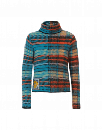 ANALYSIS: Semi-brushed mohair sweater
