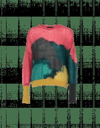 UPLIFTING: Maglioncino con blocchi di colore