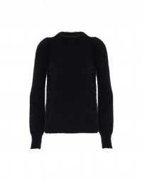 BOAST: Black crew neck sweater