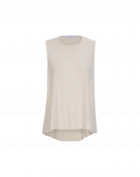 WAIF: Top a canotta in color crema