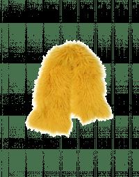 NO-WAY: Mongolian sheepskin scarf