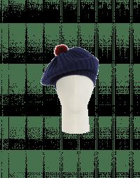 BALLYHOO: Basco in maglia con pompom