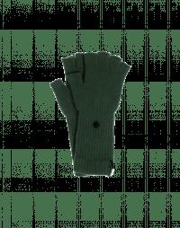 OATH: Guanti verde muschio senza dita